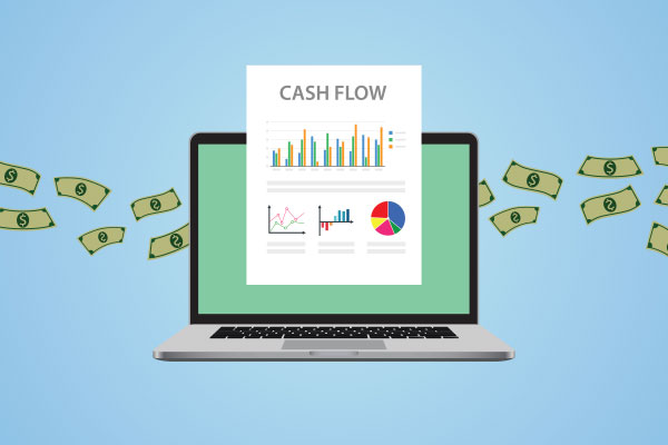 WHAT'S THE DIFFERENCE BETWEEN PROFIT AND CASH FLOW?